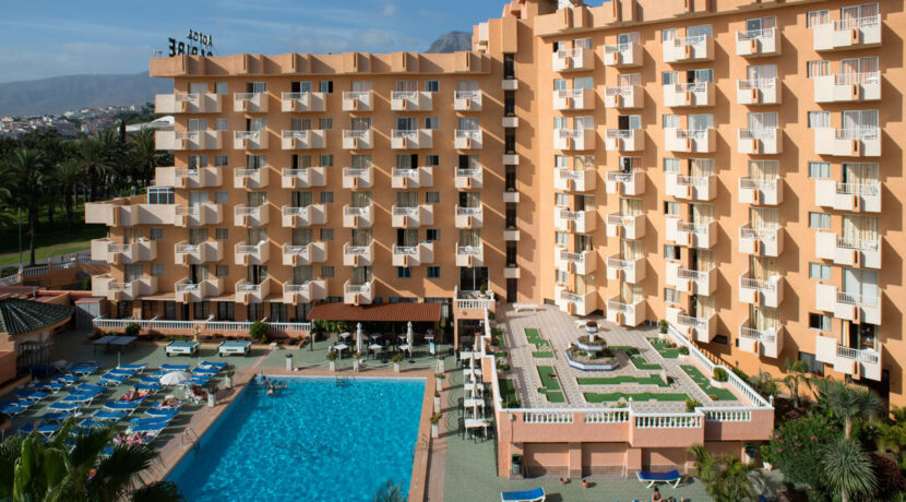 1 bedroom apartment for sale Las Americas Tenerife | Caribe Apartments