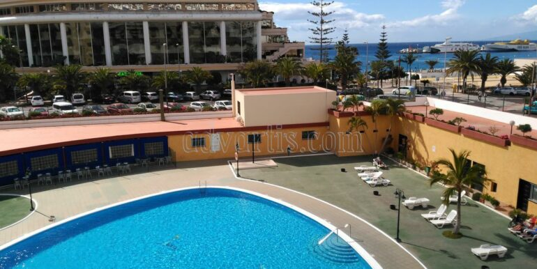 One bedroom apartment for sale in one of the best-rated locations in Los Cristianos, Tenerife