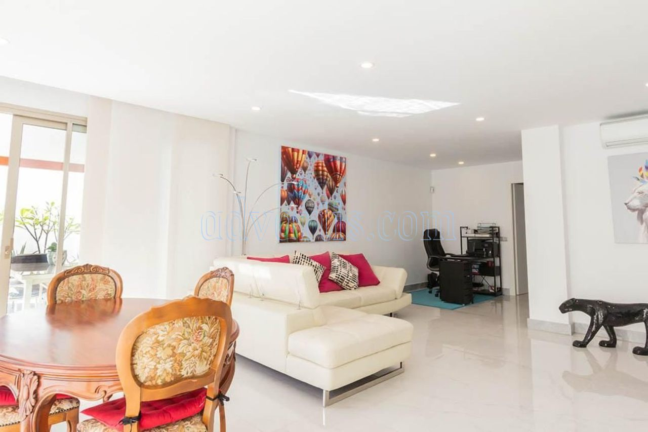 Luxury villa for sale in Los Cristianos Tenerife Spain